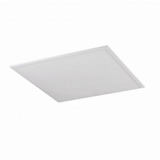 KANLUX 31132 | Barev Kanlux spušteni plafon LED panel četvrtast 1x LED 3800lm 4000K bijelo