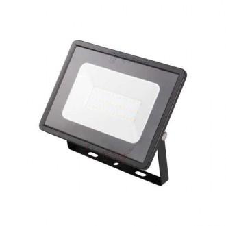 KANLUX 31152 | Grun Kanlux reflektor svjetiljka pravotkutnik elementi koji se mogu okretati 1x LED 2300lm 4000K IP65 crno