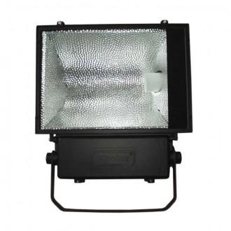 KANLUX 4011 | Avia_MTH Kanlux reflektor svjetiljka elementi koji se mogu okretati 1x E40 IP65 crno, prozirno