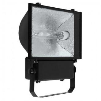 KANLUX 4013 | Avia_MTH Kanlux reflektor svjetiljka elementi koji se mogu okretati 1x E40 IP65 crno, prozirno