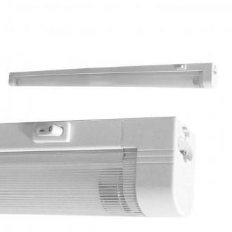 KANLUX 4731 | Mera Kanlux zidna, stropne svjetiljke svjetiljka s prekidačem 1x G5 / T5 4000K bijelo