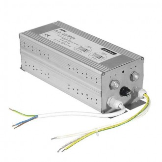 KANLUX 4781 | Kanlux uređaj za stabilizaciju 150W 1,8A indukcijska prigušnica pravotkutnik metalhalogen, natrium aluminij