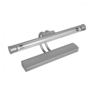 KANLUX 535 | Evan Kanlux zidna svjetiljka 1x G5 / T5 4000K srebrno