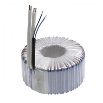 KANLUX 70407 | Kanlux toroid transformator 250W DIM 11,5V okrugli podesivo, toplinski osigurač