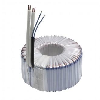 KANLUX 70408 | Kanlux toroid transformator 300W DIM 11,5V okrugli podesivo, toplinski osigurač