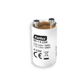 KANLUX 7180 | Kanlux starter za fluo rasvijetu 4-22W bijelo