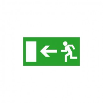 KANLUX 7412 | Kanlux pribor naljepnica bijelo, zeleno