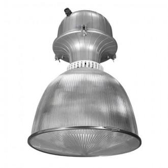 KANLUX 7860 | Euro-MTH Kanlux Metalhalogene svjetiljke za hale svjetiljka 1x E40 sivo