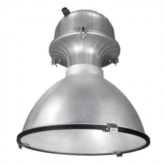 KANLUX 7864 | EuroIP54-MTH Kanlux Metalhalogene svjetiljke za hale svjetiljka 1x E40 IP54 sivo