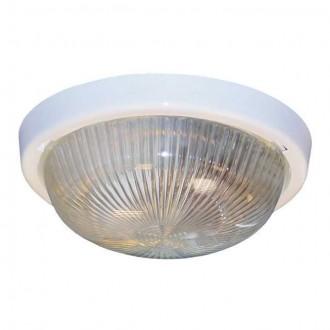 KANLUX 8050 | Sanga Kanlux zidna, stropne svjetiljke svjetiljka 1x E27 IP44 bijelo