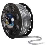 KANLUX 8637 | Givro Kanlux element sustava - utičnica za napajanje transformator IP44 crno, prozirno