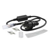 KANLUX 8642 | Givro Kanlux svijetleća cijev topla bijela svjetleći kabel - 50 m 25x LED IP44 topla bijela
