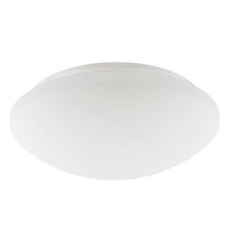 KANLUX 8810 | Pires Kanlux zidna, stropne svjetiljke svjetiljka okrugli sa senzorom 1x E27 IP44 bijelo