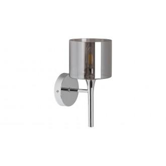 LAMPADORO 81011   Adriana_LD Lampadoro zidna svjetiljka 1x E14 krom, dim