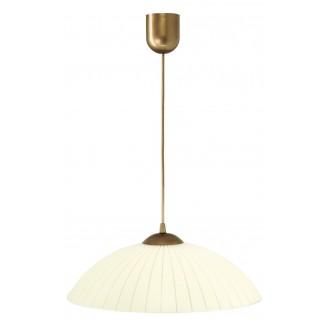LAMPEX 013/B | Lampex-Pendant Lampex visilice svjetiljka 1x E27 patinasto, krem