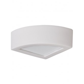 LAMPEX 021/K20 | Atena Lampex zidna svjetiljka 1x E27 bijelo