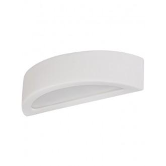 LAMPEX 021/K40 | Atena Lampex zidna svjetiljka 1x E27 bijelo