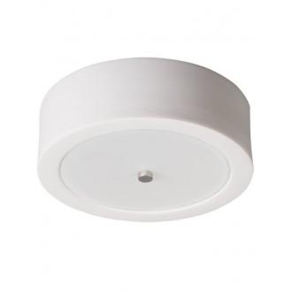 LAMPEX 021/P26 | Atena Lampex stropne svjetiljke svjetiljka 1x E27 bijelo, krom