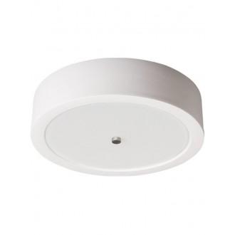 LAMPEX 021/P36 | Atena Lampex stropne svjetiljke svjetiljka 2x E27 bijelo, krom