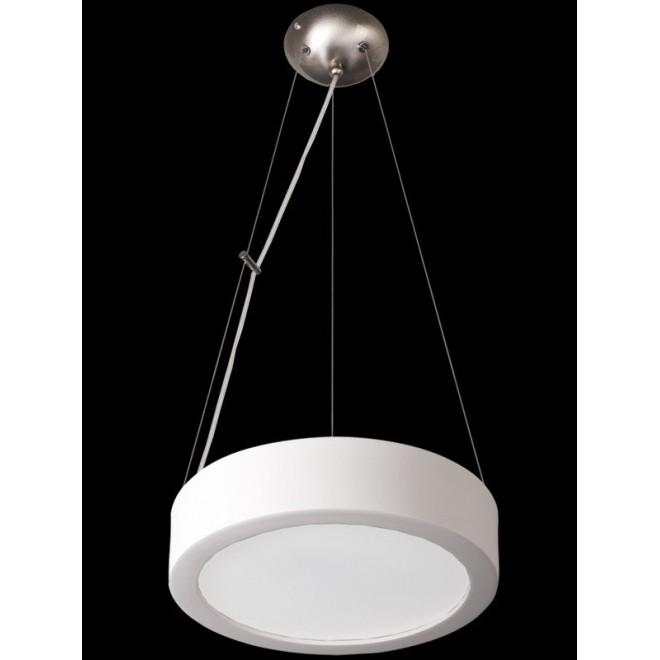 LAMPEX 021/Z36 | Atena Lampex visilice svjetiljka 2x E27 bijelo