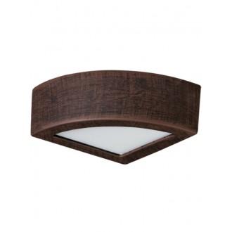 LAMPEX 022/K20 | Atena Lampex zidna svjetiljka 1x E27 -, bijelo