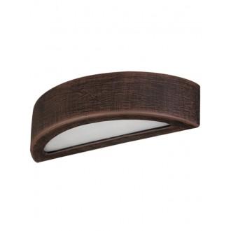 LAMPEX 022/K40 | Atena Lampex zidna svjetiljka 1x E27 -, bijelo