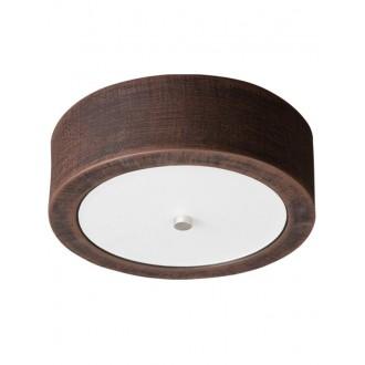 LAMPEX 022/P26 | Atena Lampex stropne svjetiljke svjetiljka 1x E27 -, bijelo, krom