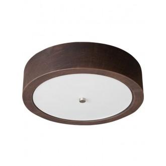 LAMPEX 022/P36 | Atena Lampex stropne svjetiljke svjetiljka 2x E27 -, bijelo, krom