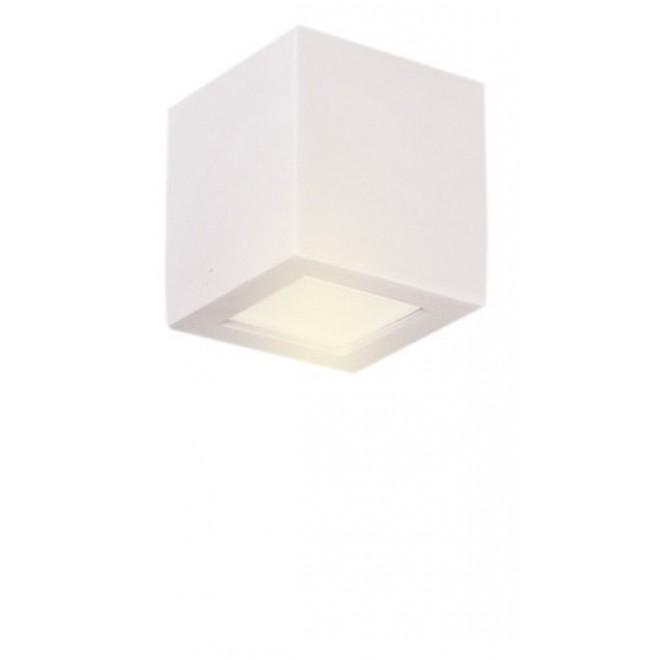LAMPEX 026/14B   Adera Lampex zidna svjetiljka 1x E27 bijelo
