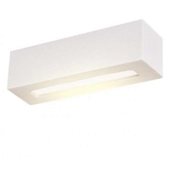 LAMPEX 026/32B | Adera Lampex zidna svjetiljka 1x E27 bijelo