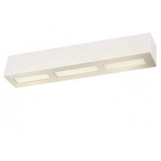 LAMPEX 026/54B | Adera Lampex zidna svjetiljka 2x E27 bijelo