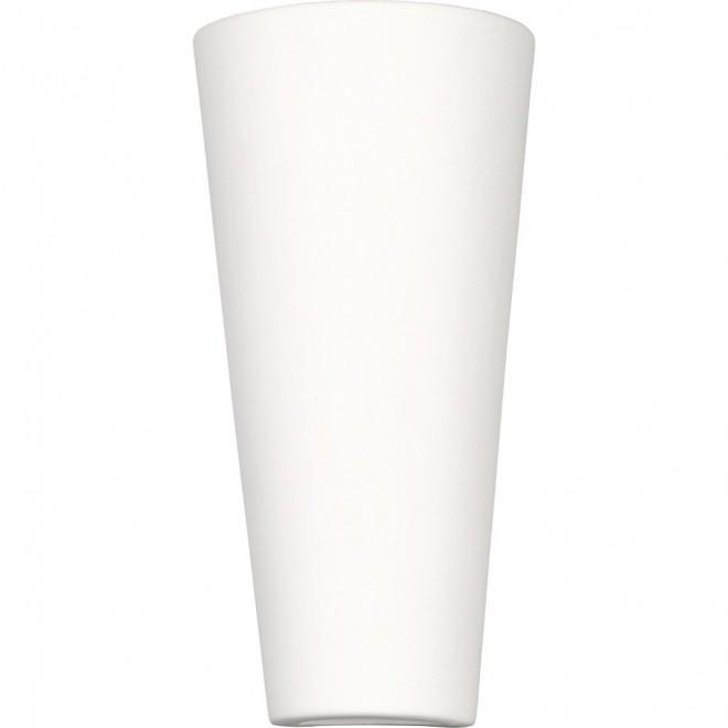 LAMPEX 028/BIA | Tuba-LA Lampex zidna svjetiljka 1x E27 bijelo
