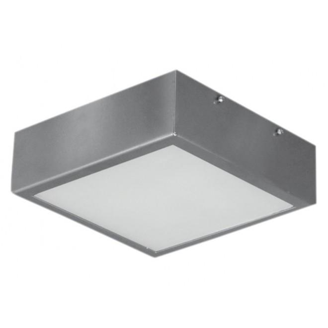 LAMPEX 044/1W | Ventana Lampex stropne svjetiljke svjetiljka 1x E27 venga, bijelo