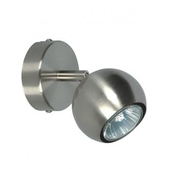 LAMPEX 154/1 | Bilbao-LA Lampex spot svjetiljka elementi koji se mogu okretati 1x GU10 kromni mat