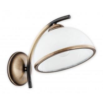 LEMIR O2230 K1 PAT | Altea2 Lemir zidna svjetiljka 1x E27 patinasto