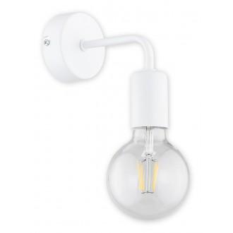 LEMIR O2750 K1 BIA | Maris Lemir zidna svjetiljka 1x E27 bijelo mat