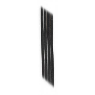 LEMIR O2800 WIRE CZA 2M | Lemir električni vod 2x0,75 rezervni dijelovi crno