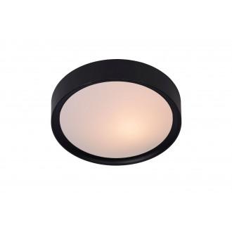 LUCIDE 08109/01/30 | LexL Lucide stropne svjetiljke svjetiljka 1x E27 crno