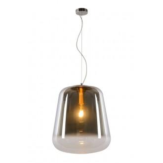 LUCIDE 25401/45/65 | Glorio Lucide visilice svjetiljka s mogućnošću skraćivanja kabla 1x E27 dim