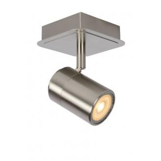 LUCIDE 26957/05/12 | Lennert Lucide spot svjetiljka elementi koji se mogu okretati 1x GU10 320lm 3000K krom