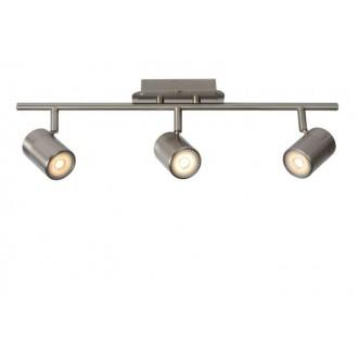 LUCIDE 26957/15/12   Lennert Lucide spot svjetiljka elementi koji se mogu okretati 3x GU10 320lm 3000K krom