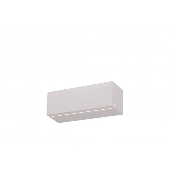 LUCIDE 29204/01/31 | Blanko Lucide zidna svjetiljka može se bojati 1x G9 bijelo