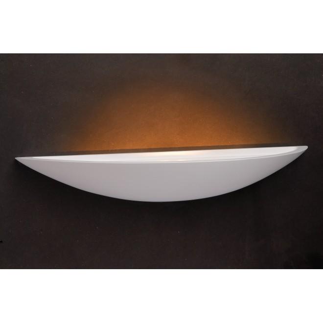 LUCIDE 29206/01/31 | Blanko Lucide zidna svjetiljka može se bojati 1x R7s bijelo