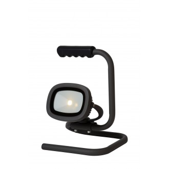 LUCIDE 29814/14/30 | ProfiL Lucide reflektori svjetiljka 1x LED 1000lm 3000K IP54 crno