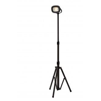 LUCIDE 29815/14/30 | ProfiL Lucide reflektori svjetiljka 1x LED 1000lm 3000K IP54 crno
