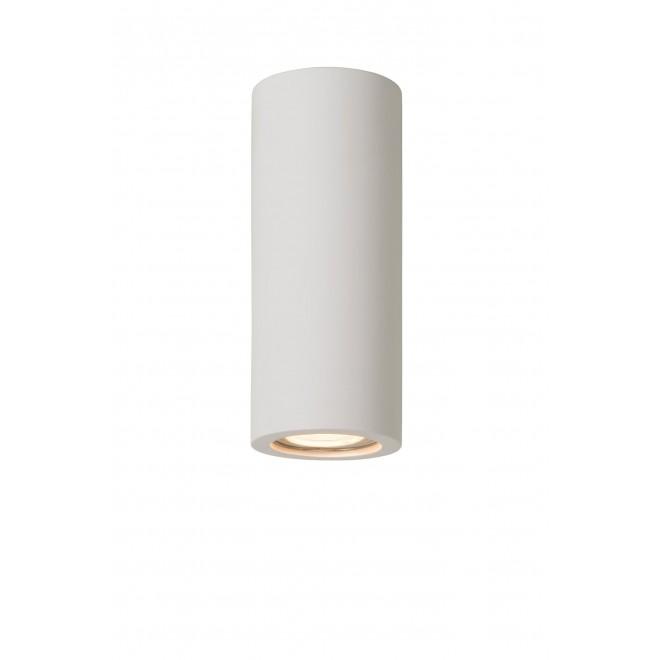 LUCIDE 35100/17/31 | Gipsy-LU Lucide stropne svjetiljke svjetiljka može se bojati 1x GU10 bijelo