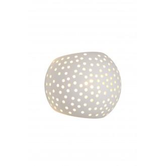 LUCIDE 35203/13/31 | Gipsy-LU Lucide zidna svjetiljka može se bojati 1x G9 bijelo