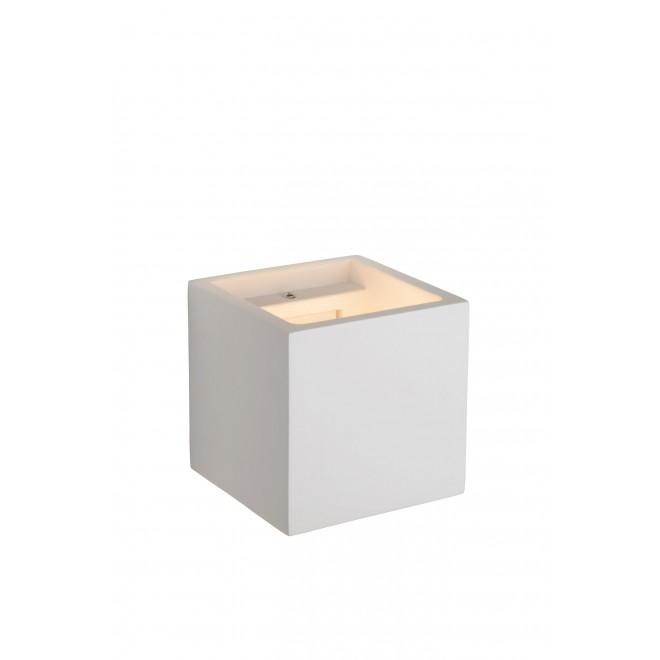 LUCIDE 35208/01/31 | Gipsy-LU Lucide zidna svjetiljka može se bojati 1x G9 bijelo