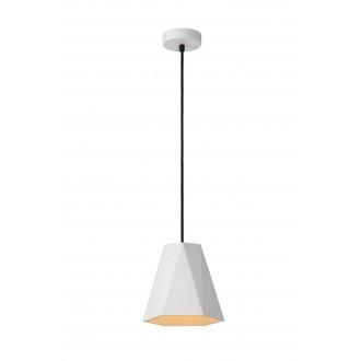 LUCIDE 35404/20/31 | Gipsy-LU Lucide visilice svjetiljka može se bojati 1x E27 bijelo