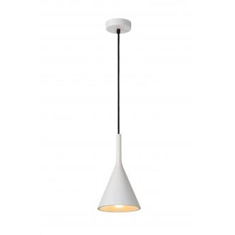 LUCIDE 35406/16/31 | Gipsy-LU Lucide visilice svjetiljka može se bojati 1x E27 bijelo